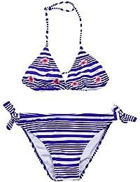 Logobeing Bebe Niña Trajes de Baño de Dos Piezas BañAdor Bebé Niñas de Verano Conjunto de Bikini Bañadores 0- 5 Año