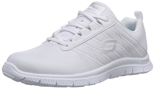skechers-flex-appeal-pure-tone-womens-low-top-sneakers-white-white-8-uk-41-eu