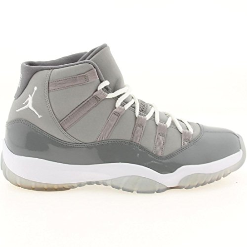 "s Air Jordan 7 Retro ""Olympic"" Leder-Basketball-Schuhe white/mtllc gold-obsdn-tr rd"