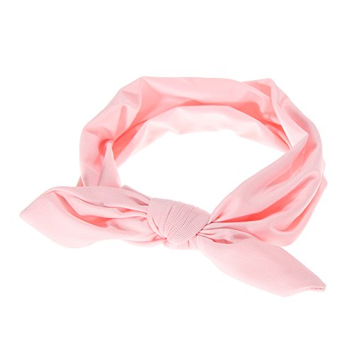 Baby Toddler Cute Girl Kid Turban Knot Rabbit Headband Hairband Band Accessories...