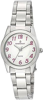 Radiant - Reloj de niña, cadena de acero - RA161208