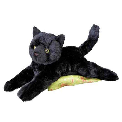 """Preisvergleich Produktbild Plüsch Schlepper schwarze Katze 12 """""""