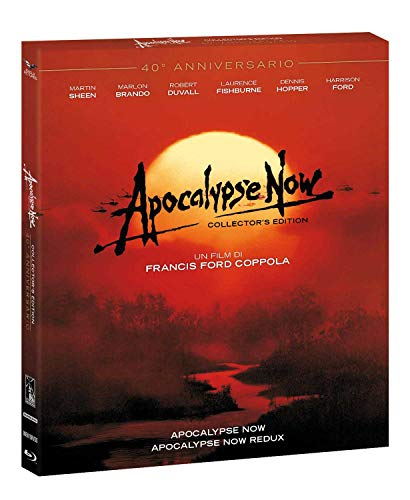 Apocalypse Now & Redux Mediabook Limited Ed (40° Anniversario) + Card Numerata