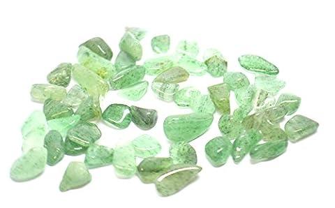 Mystery Mountain Ballot de gemmes de guérison en aventurine verte de haute qualité Ballot de 20g