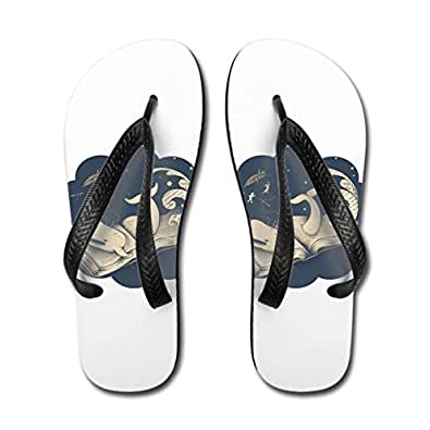 Moby Dick Adult Sandals Small