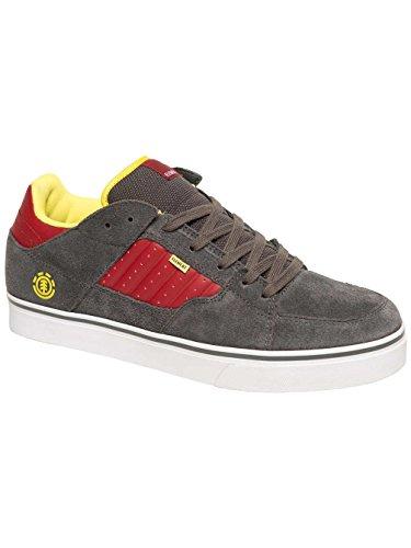 Element Glt Skateschuh Charcoa Ii Rio Skateshoes Red Herren gR5Wqxnwq