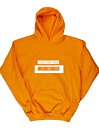 Hippowarehouse Just Can't Even Kids Children's Unisex Hoodie Hooded Top