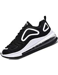 SINOES 91-219 Unisexe Adulte Course sur Route Chaussures de Sport Chaussure de Course ultralégère et Confortable Baskets à Lacets Baskets Chaussures de Mode à Coussin d'air Chaussures de Jogging