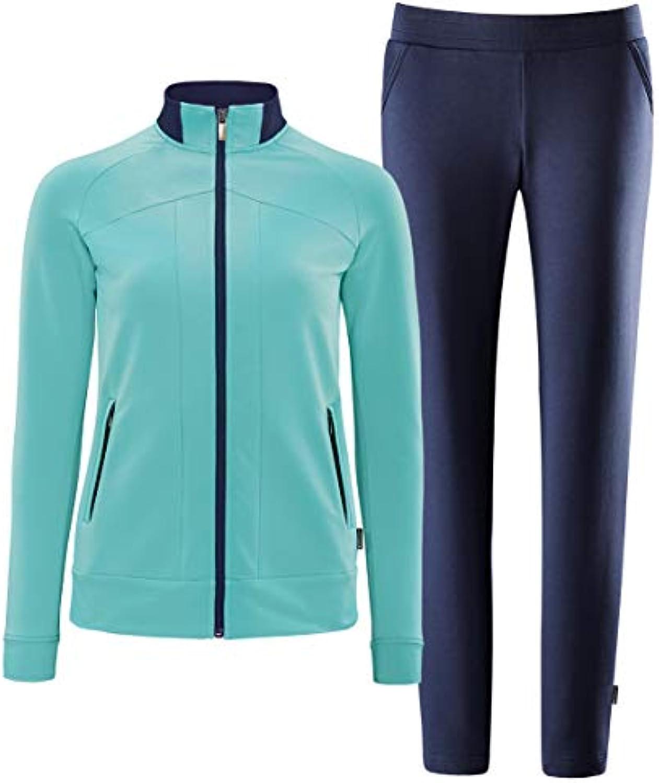 Michaelax-Fashion-Trade - - Pantaloni Sportivi - Capri - Tinta Unita -  Donna Parent 8cba2f e63137424d5e