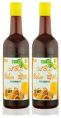 GCC Maaredu Sharbat - 750 ml (Pack of 2)