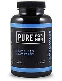 Pure for Men (120 Cápsulas Con Aloe)