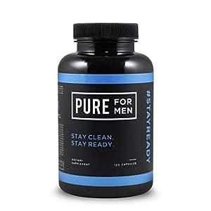 Pure for Men – 120 Kapseln jetzt mit Aloe