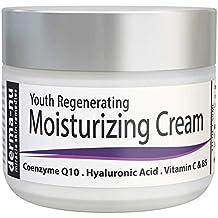 Crema facial anti-edad por Derma-nu – Mejor crema humectante – Tratamiento para