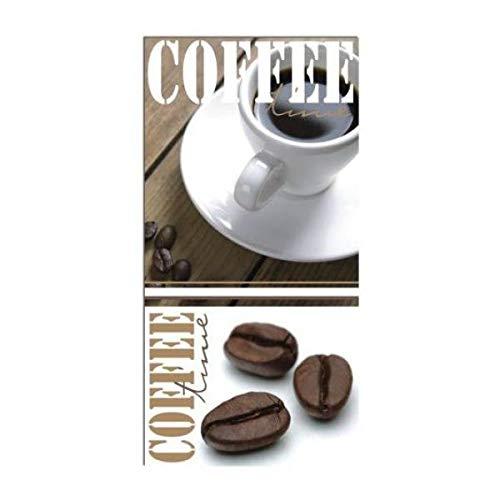 Coffeetime – Bistroservietten 8,25x16,5 cm