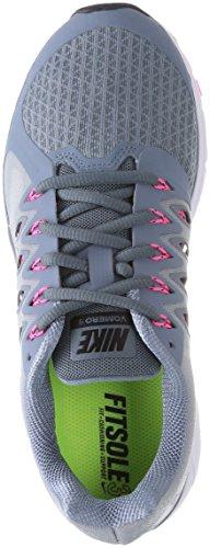 Nike Wmns Zoom Vomero 9, Scarpe sportive, Donna Blue Graphite/Blk-White-Pnk Pw