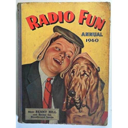 Radio Fun Annual 1960