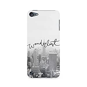 RAYITE Wanderlust Premium Printed Mobile Back Case For Apple iPod Touch 5