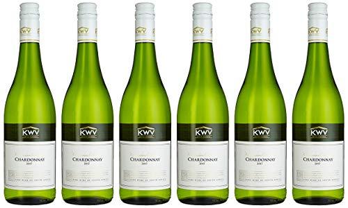 KWV Chardonnay Western Cape  trocken (6 x 0.75 l)