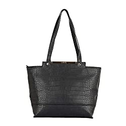 Lavie Hemp Womens Handbag (Black)
