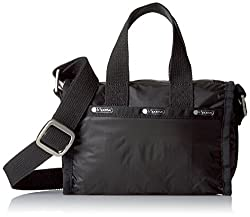 True Black: LeSportsac Essential Mini Weekender
