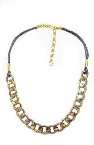 sempre-london-18k-vergoldet-alexi-designer-halskette-in-schwarz-leder-kordel-fr-mdchen-frauen