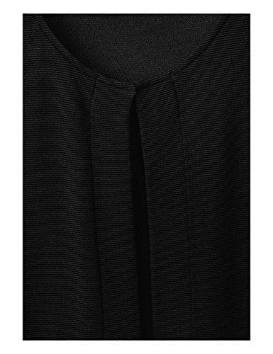 Street One, Cardigan Donna Nero (Black 10001)