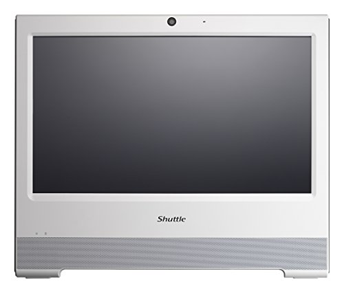 Shuttle X50V5 Barebone PC SATA Blanc