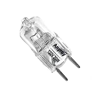 (5)-Pack Anyray Replacement Bulbs For Maytag Whirlpool JennAir Samsung Microwave Light 4713-001165