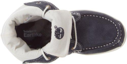 Timberland Casco Bay Rolltop Unisex-Kinder Bootsschuhe Blau (Navy)