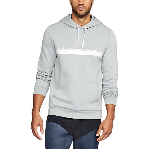 Under Armour UA Unstoppable Knit True Gray Heather/ Salt White