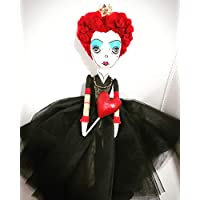 Muñeca Reina de corazones Tim Burton