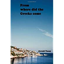 From where did the Greeks come?: Research