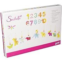 Setzpuzzle GOKI Gollnest & Kiesel Puzzle Zahlen 1-10 NEU