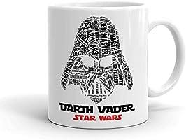 Star Wars Darth Vader Seramik Kupa Bardak