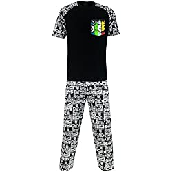 Marvel Avengers pijama para Hombre XX-Large