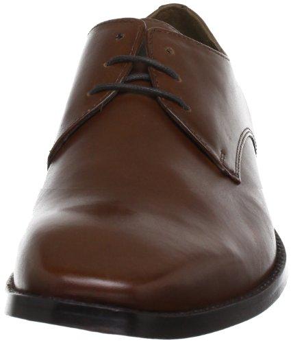 Manz 153001, Chaussures à lacets homme Marron/marron