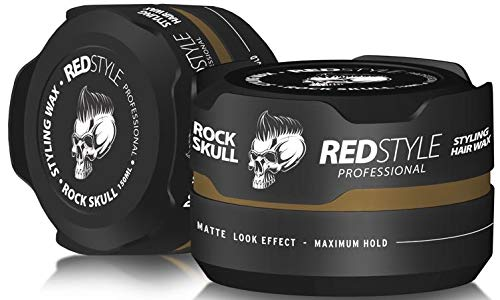 Redstyle Professional Haarwax Styling (Gold Gold Skull)
