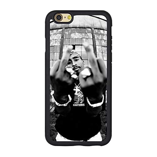 Friendship boat Tupac Shakur 2Pac iPhone 6 Case,Tupac Shakur Phone Case for  iPhone 6 or 6s 4 7