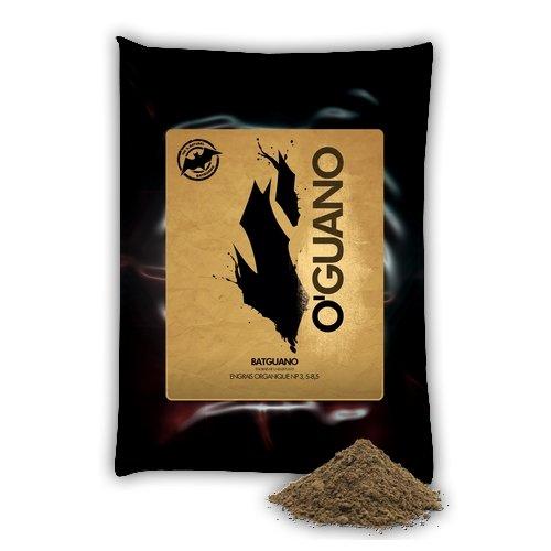 Engrais en Poudre / Guano de chauve-souris France Organique O'Guano (3kg)
