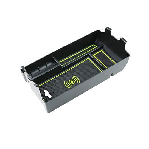 LFOTPP Ricarica Wireless per Telefono Cellulare Scatola del Bracciolo Central Armrest Box Storage Box Accessori auto per Classe E W213