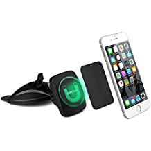 Porta Cellulare per CD Slot Mpow Porta Cellulare Magnetico Universale da Auto per CD Slot, con 360 ° Girevole per Tutti gli Smartphone e GPS, iPhone 7/ 6/ 6s/ 5S/ 5/ 4S, Galaxy S4/S5/S6/S7, Huawei P9, nota 3, LG G3, Nexus 4/5, HTC , Motorola, Sony, ecc