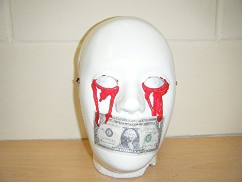HOLLYWOOD UNDEAD J CANE HALLOWEEN CERVO COSTUME ADULTI MASCHERA WRESTLING ACCESSORIE