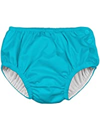 i play Snap Reusable Swimsuit Diaper, 24M, 18 to 24 Months, Aqua