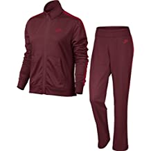 Nike 830345-677_XS - Chandal para mujer, color Rojo (Team Red/University Red/University Red), talla L