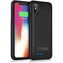 custodia con batteria iphone x