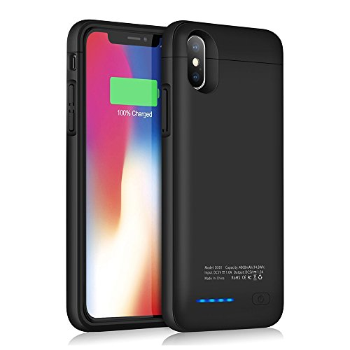 custodia powerbank iphone x