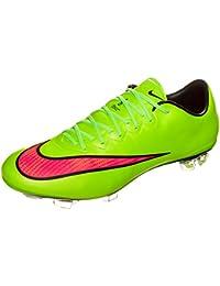 Amazon.es  nike mercurial - Verde  Zapatos y complementos 08a44f027b85f
