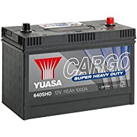 Yuasa 640SHD Cargo Super Heavy Duty Battery preiswert