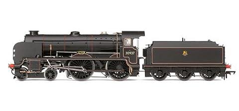Hornby 00 Gauge 238mm Early BR 4-4-0 Epsom Schools Class Steam Locomotive Model