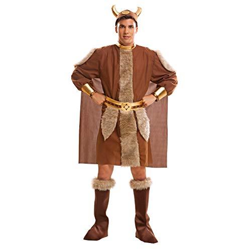 My Other Me Me-201217 Disfraz de vikingo para hombre M-L Viving Costumes 201217